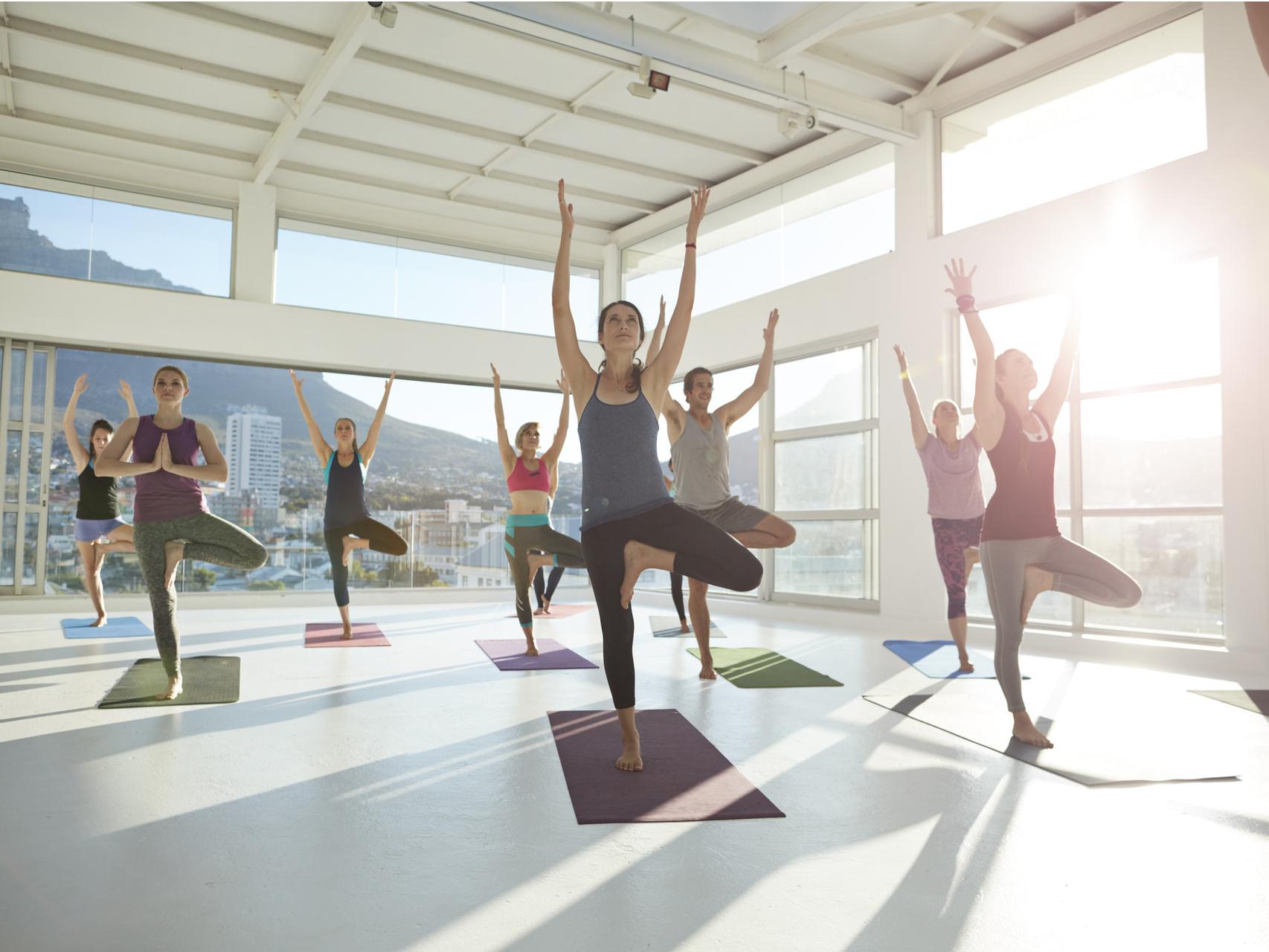 Йога — правильный путь к здоровой осанке и правильным мыслям