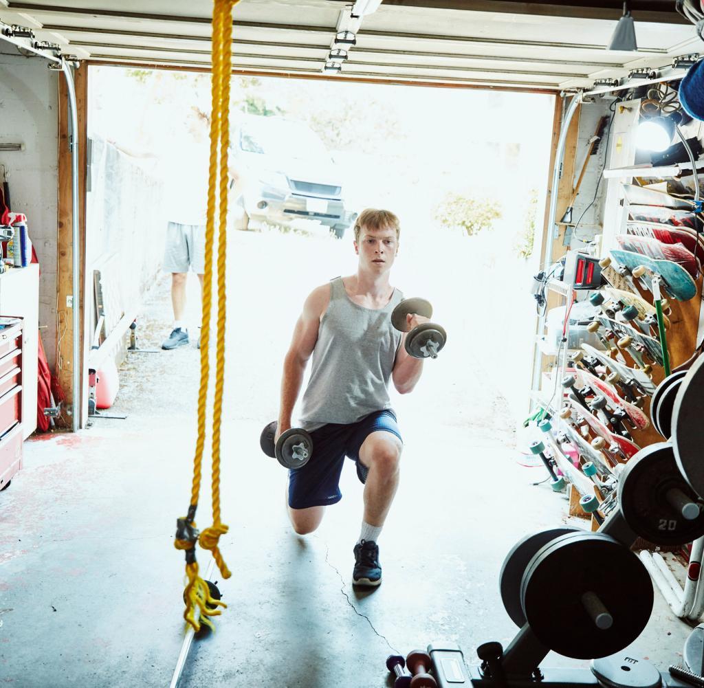 Эффективность фитнес-оборудования для дома