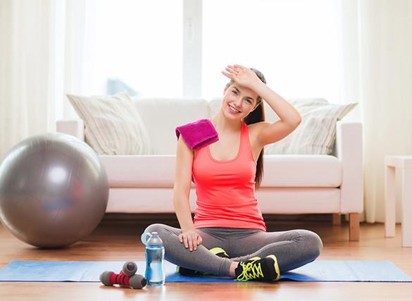 Тренажеры для укрепления мышц в домашних условиях